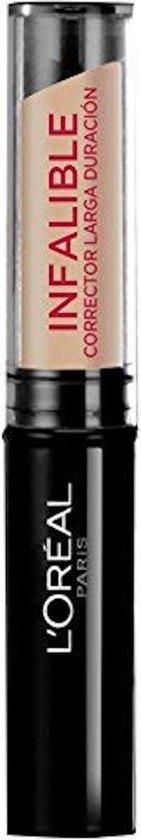L'Oreal Paris Infallible 2 Eye Concealer – Beige, 5 ml
