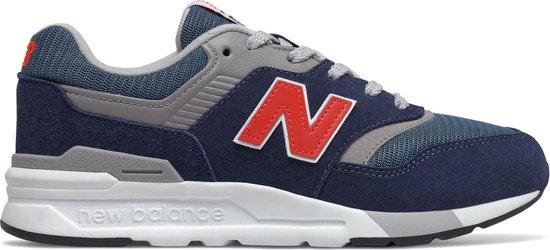 bol.com | New Balance 997 Sneakers - Maat 36 - Unisex - navy ...
