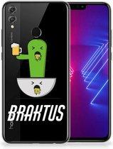 Honor 8X Telefoonhoesje met Naam Braktus