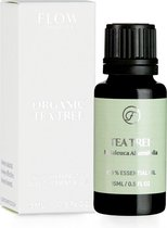 Tea Tree Olie - Tea Tree Etherische Olie - Puur - Biologisch - 15 ml