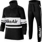 Nike Sportswear Air  Trainingspak -  - Unisex - zwart/wit