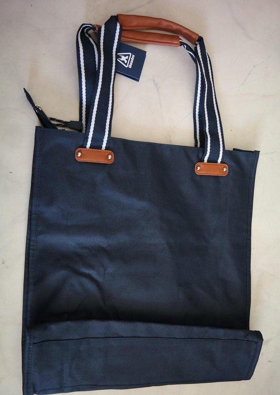 Gaastra - Unisex Shopper Blauw