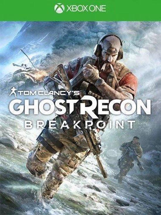 Microsoft Xbox One Spiel Tom Clancy's Ghost Recon Breakpoint (USK 18)
