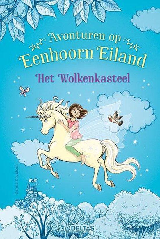 Avonturen op Eenhoorn Eiland - Het Wolkenkasteel - Zanna Davidson |
