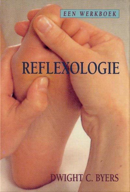 Cover van het boek 'Reflexologie' van Dwight C. Byers