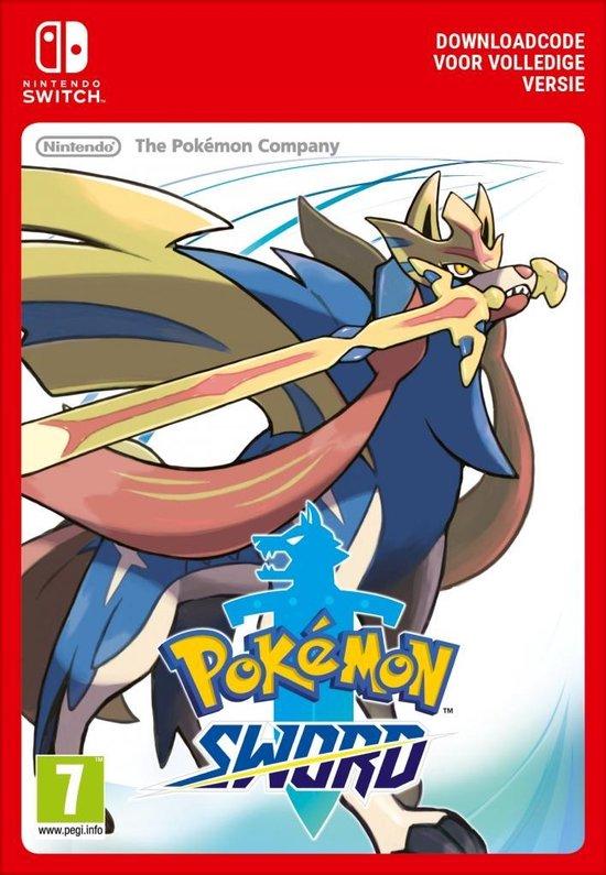 Afbeelding van Pokemon Sword - Nintendo Switch Download