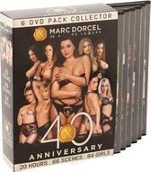 Marc Dorcel 40 Jaar Jubileum Verzamelings Pakket Erotiek – 6 DVD's