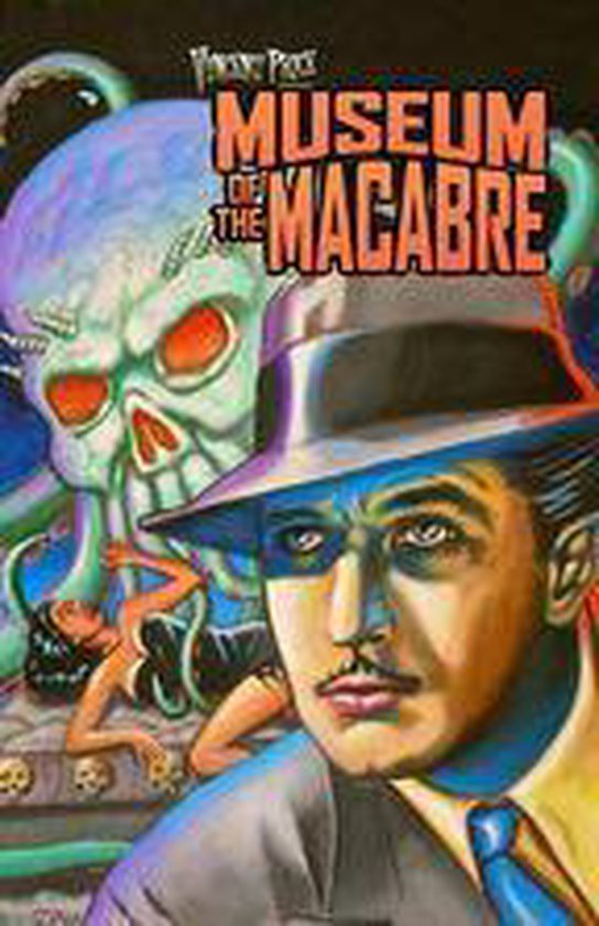 Vincent Price Presents: Museum of the Macabre