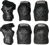 Nijdam N-Protect - Junior Beschermset – Zwart – Maat S