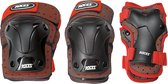 ROCES Ventilated 3-pack skate bescherming  - M - Rood
