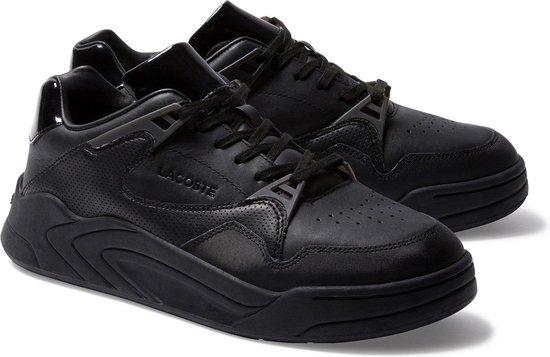 Lacoste Court Slam 120 4 SMA  Sneakers - Maat 44 - Mannen - zwart