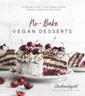 Boek cover No-Bake Vegan Desserts van Christina Leopold