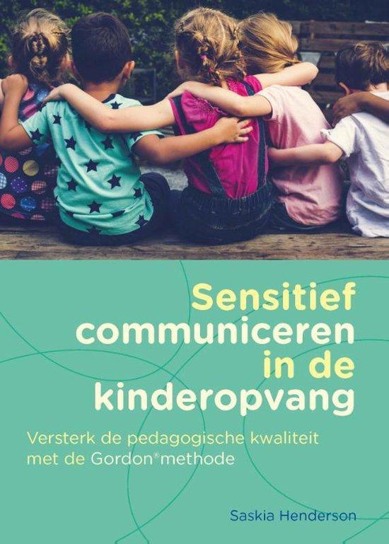 Sensitief communiceren in de kinderopvang - Saskia Henderson | Fthsonline.com