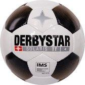 Derbystar VoetbalVolwassenen - wit/zilver/goud