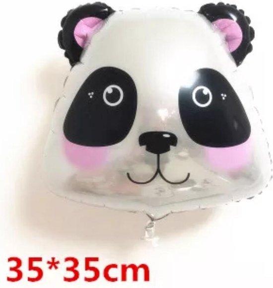 Fabs World Helium ballon Panda (2 stuks)