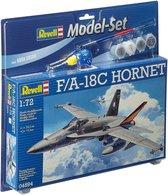 Revell Model Set F/A-18C HORNET