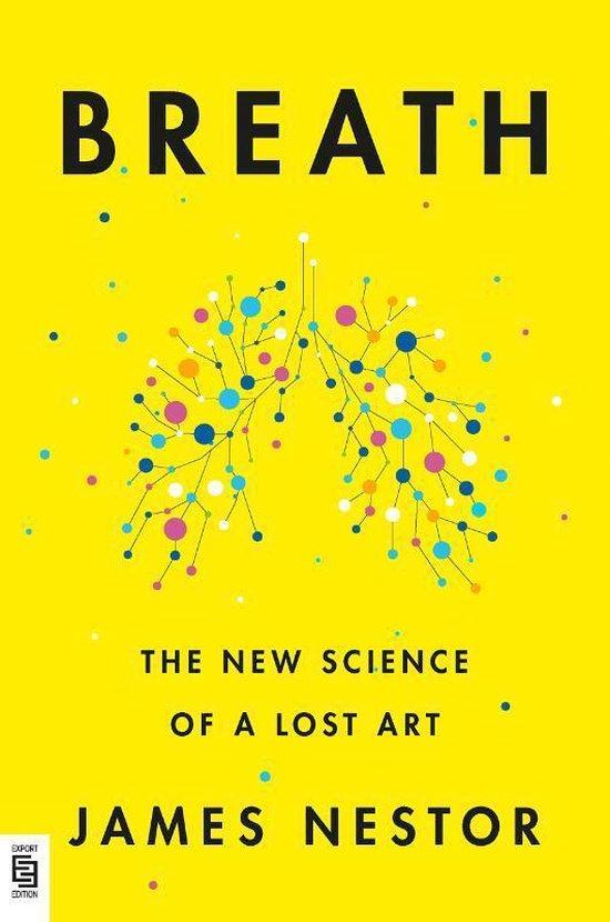 Boek cover Breath van James Nestor (Paperback)