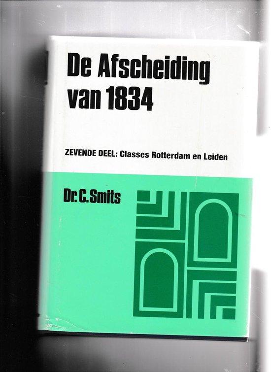 7 Afscheiding van 1834 - Smits |