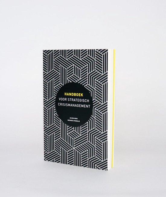 Handboek voor Strategisch Crisismanagement