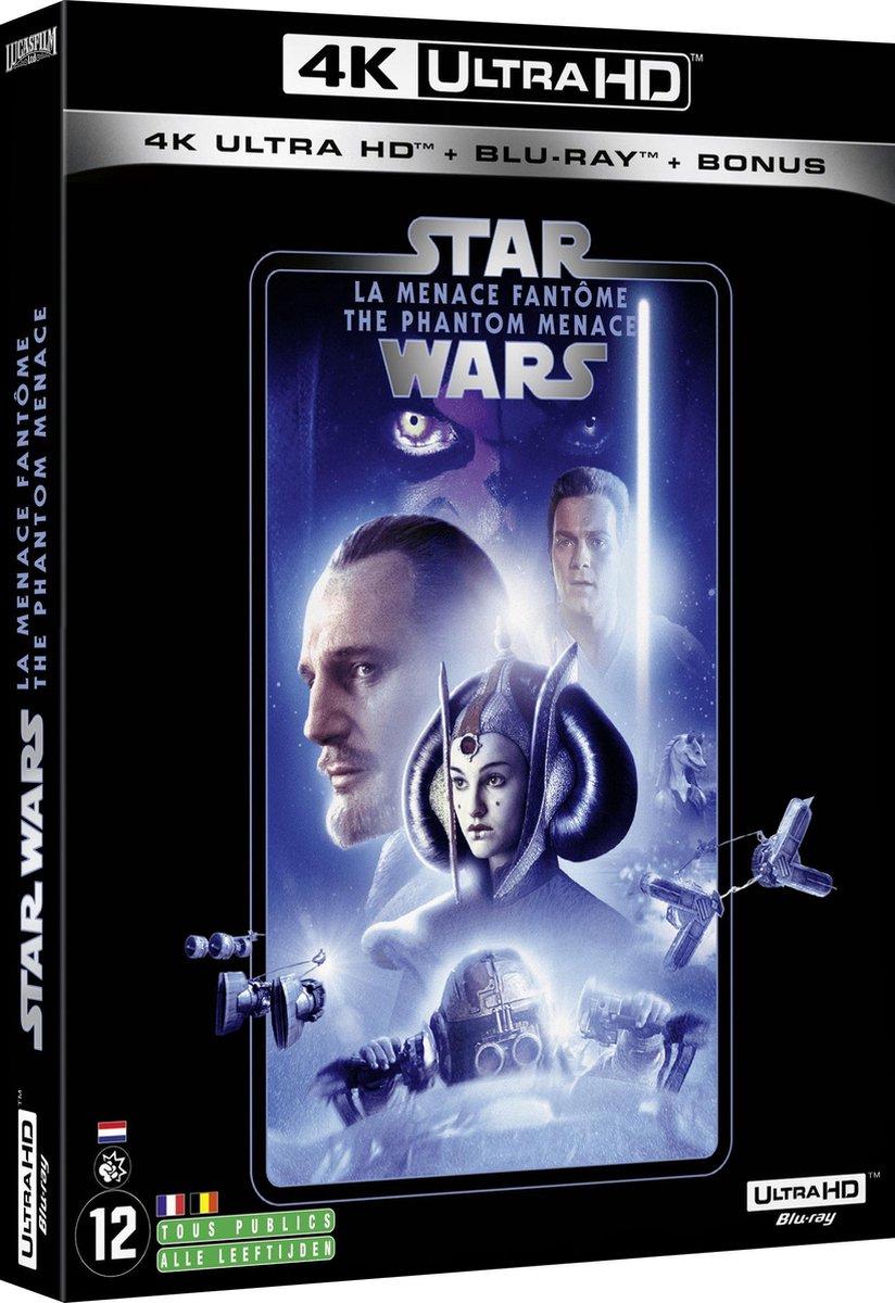 Star Wars Episode I: The Phantom Menace (4K Ultra HD Blu-ray) (Import zonder NL)-