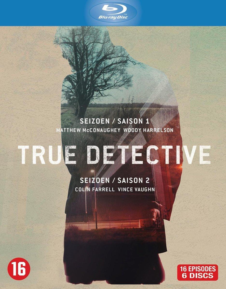 True Detective - Seizoen 1 & 2 (Blu-ray) - Tv Series
