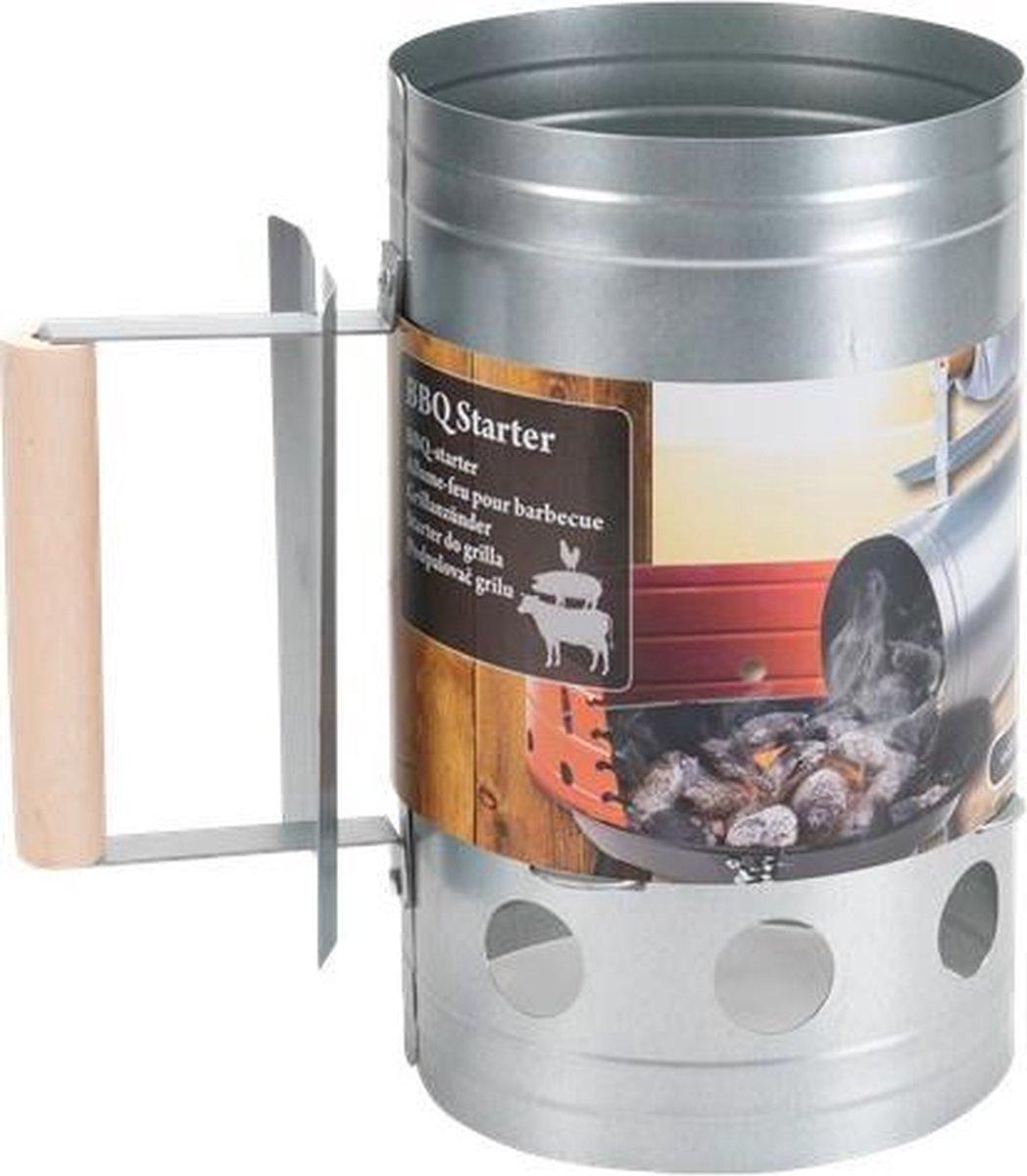 BBQ Brikettenstarter / Barbecue Starter / Snelstarter / Houtskoolstarter