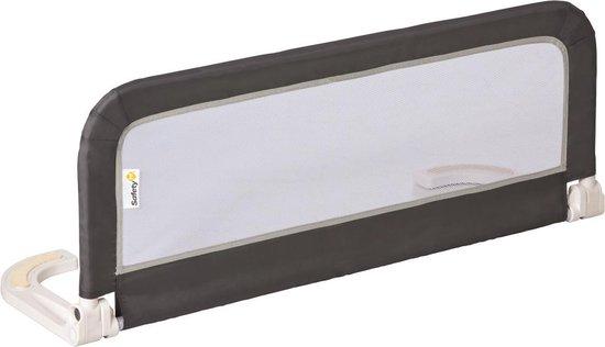 Product: Safety 1st Draagbare Bedhekje - 101 cm - Grijs, van het merk Safety 1st