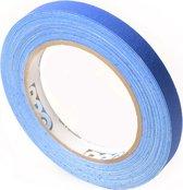 Pro  - Gaff gaffa tape 12mm x 22,8m electric blauw
