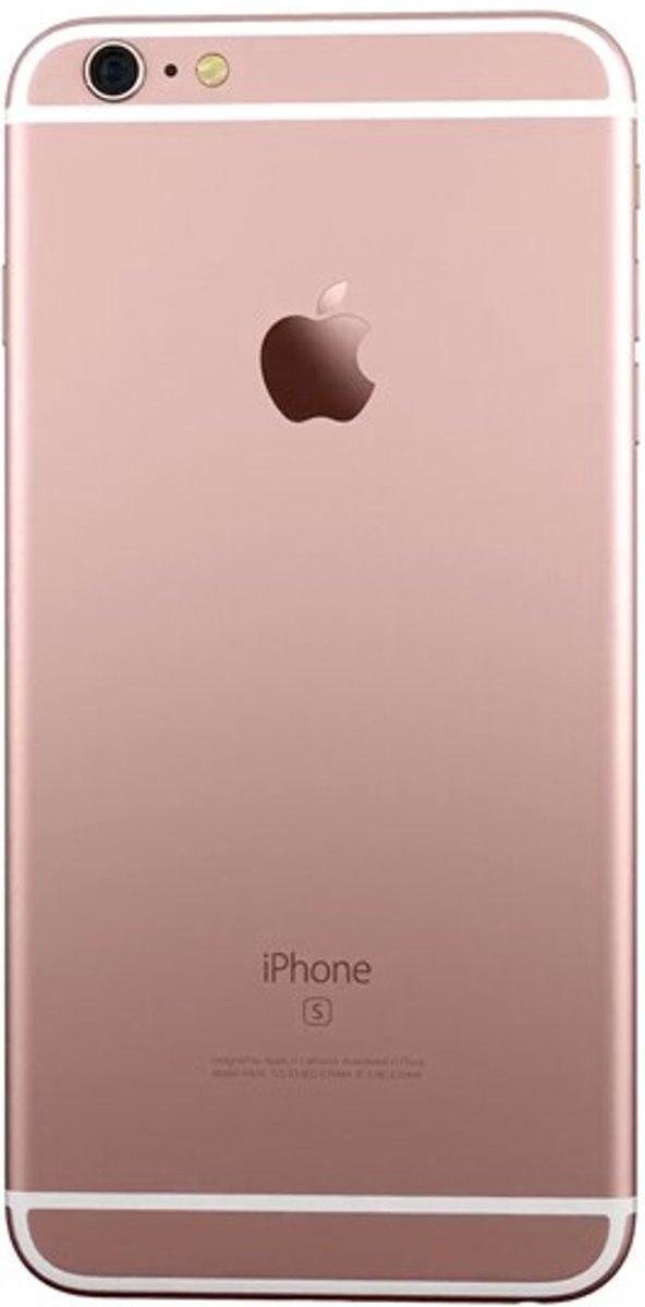 Apple iPhone 6s - Refubished door Catcomm - B Grade (Lichte gebruikssporen) 64GB - Rose Gold