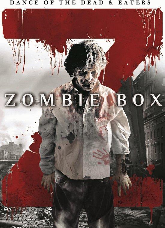 Cover van de film 'Zombie Box'