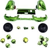 Xbox One Controller Buttons Pro Chrome Groen