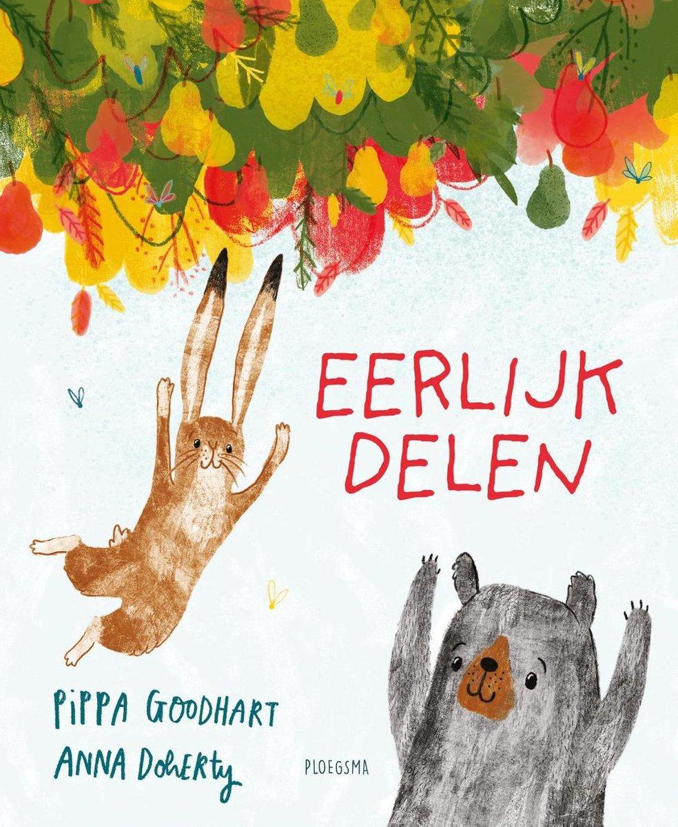 bol.com | Eerlijk delen, Pippa Goodhart | 9789021680521 | Boeken