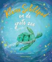 Boek cover Kleine schildpad en de grote zee van Becky Davies
