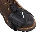 Schoenbeschermer - laarsbeschermer - schoen - laars - beschermer - schakel - voetschakel - motor - brommer - Zwart