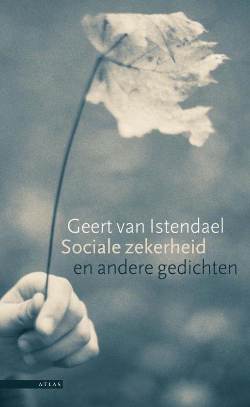 Cover van het boek 'Sociale zekerheid en andere gedichten'