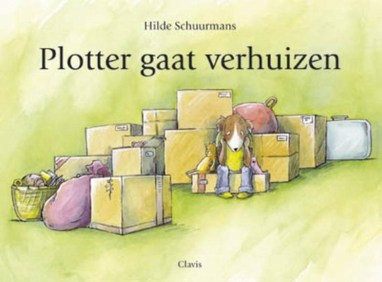 Clavisje - Plotter gaat verhuizen - Hilde Schuurmans |