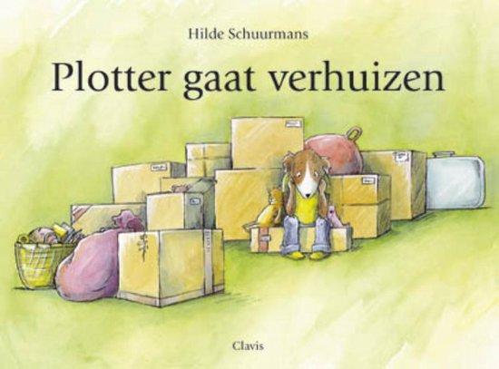 Clavisje - Plotter gaat verhuizen - Hilde Schuurmans pdf epub