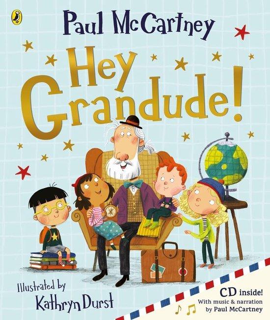 Boek cover Hey Grandude! van Paul McCartney (Paperback)