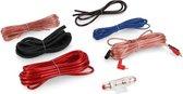Vergulde kabelset auto compleet 60A AGU
