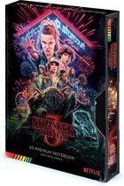 Stranger Things Season 3 VHS Premium A5 Notitieboek