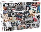 Puzzel Lovers' Special: Retro Mechanics - 1000 stukjes