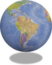 Balanceplanet - Wereldbol - 75 cm