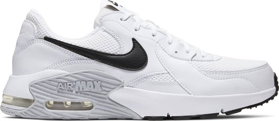 Nike Air Max Excee Heren Sneakers - White/Black-Pure Platinum - Maat 42