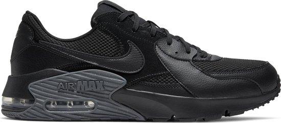 Nike Air Max Excee Heren Sneakers - Black/Black-Dark Grey - Maat 47.5
