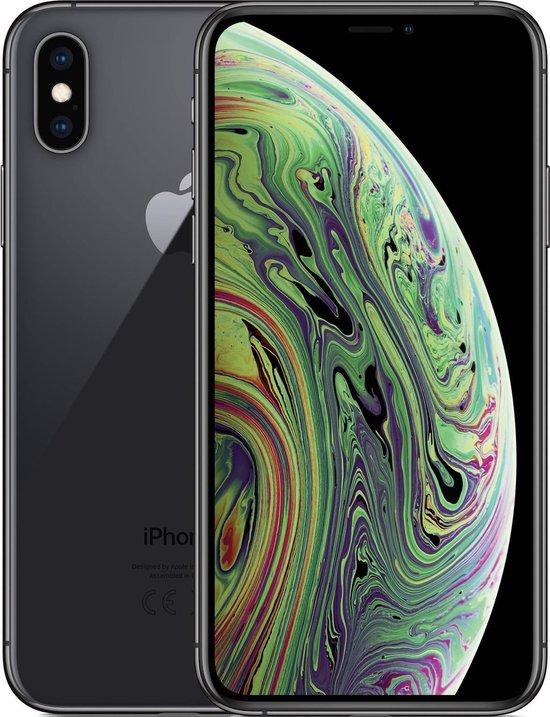 Apple iPhone Xs - 512GB - Spacegrijs