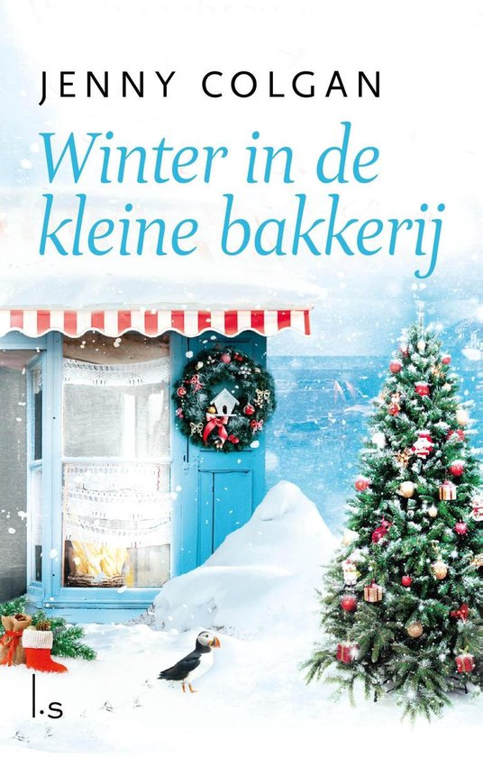 Boek cover Winter in de kleine bakkerij van Jenny Colgan (Onbekend)