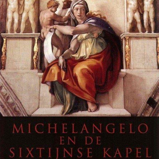 Boek cover Michelangelo en de sixtijnse kapel van Karin Braamhorst (Onbekend)
