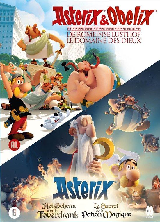 Asterix - Het Geheim Van De Toverdrank + Asterix - De Romeinse Lusthof