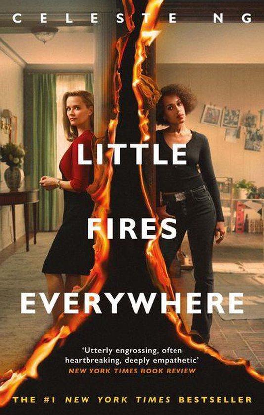 Boek cover Little Fires Everywhere van Celeste Ng (Onbekend)