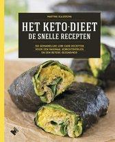 Het ketodieet: de snelle recepten